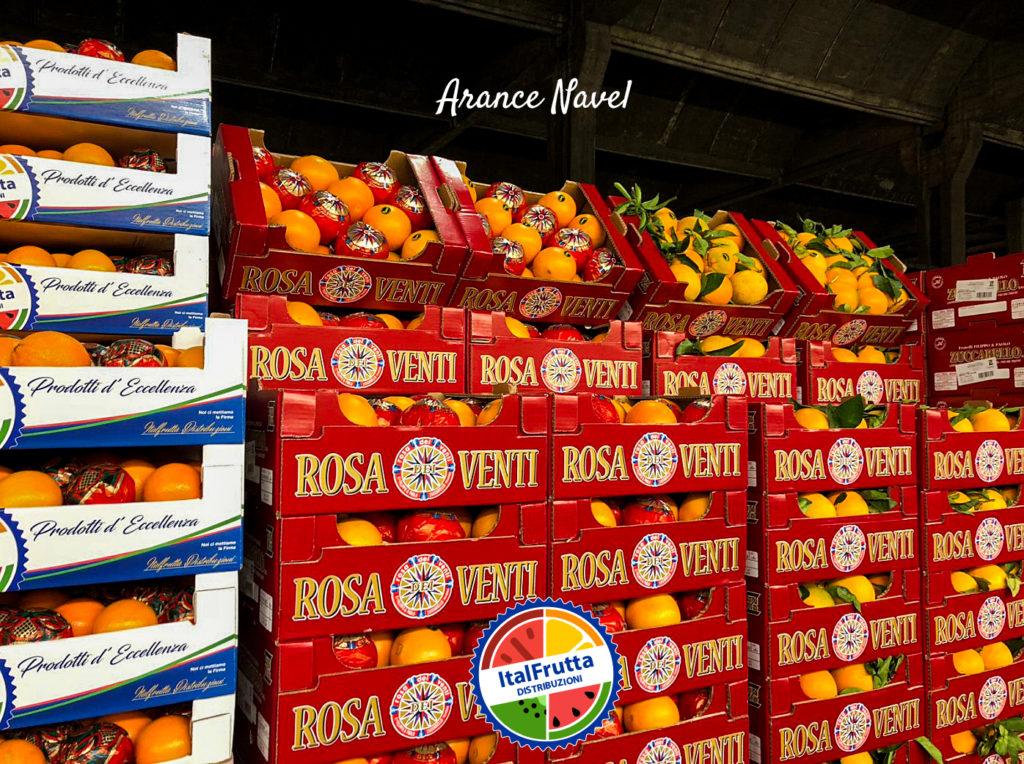 le Arance - italfrutta