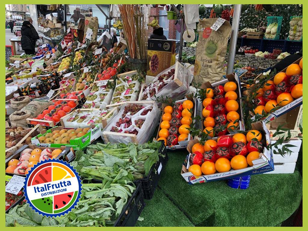 italfrutta - distribuzione frutta e verdura